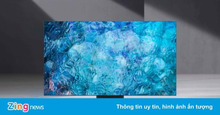 Samsung ra mắt loạt TV và màn hình đáng chú ý nhất năm nay - giá vàng 9999 hôm nay 1311