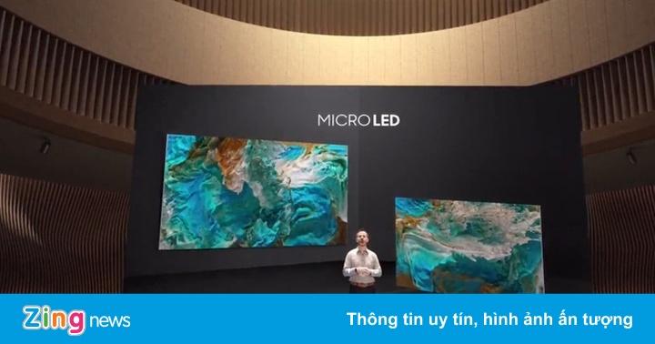 Samsung ra mắt loạt TV, loa với hàng loạt công nghệ ấn tượng - giá vàng 9999 hôm nay 1311