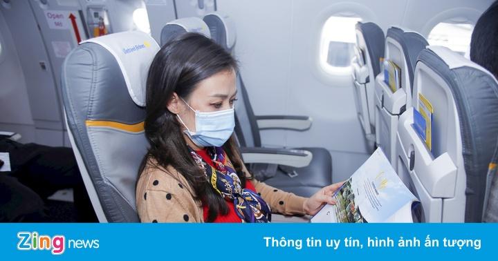 Vietravel Airlines chắp cánh hành trình khám phá Đà Lạt