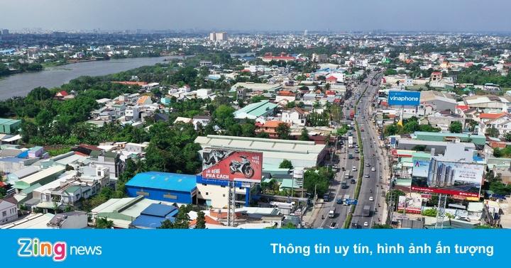 Thuận An chuẩn bị giải phóng mặt bằng Quốc lộ 13, BĐS tăng nhiệt