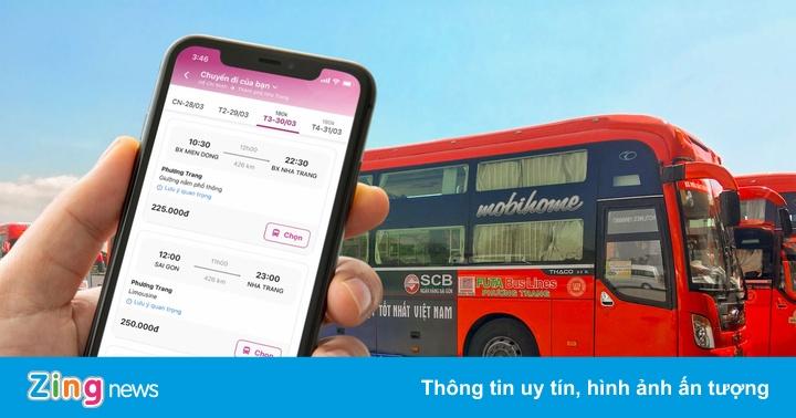 MoMo ưu đãi 150.000 đồng cho khách đặt vé xe Phương Trang dịp lễ