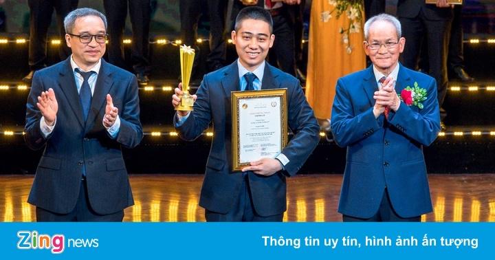 Ví điện tử Foxpay nhận giải 'Sao Khuê 2021'