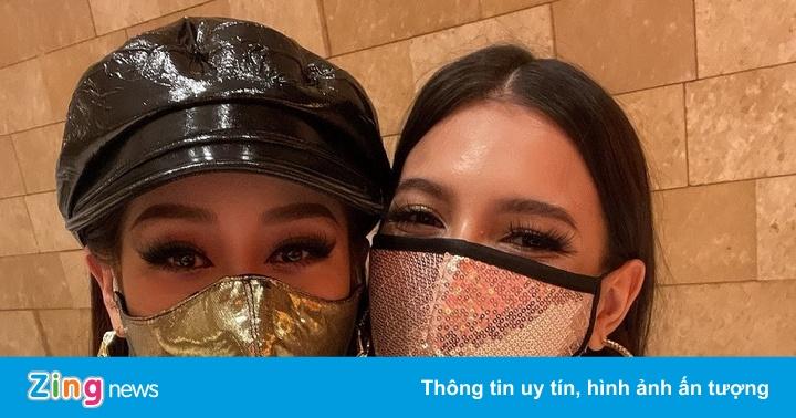 Điểm chung giữa Hoa hậu Khánh Vân và Hoa hậu Lào Christina Lasasimma