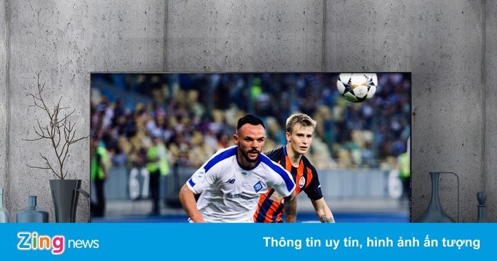 Gợi ý mua TV thưởng thức Euro 2020