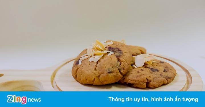 Công thức làm bánh quy chocolate chip đơn giản tại nhà