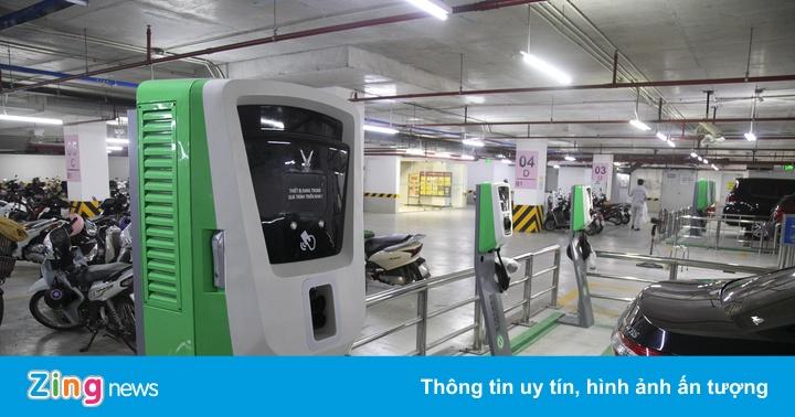 VinFast lắp đặt hơn 8.100 cổng sạc ôtô, xe máy điện tại 60 tỉnh thành
