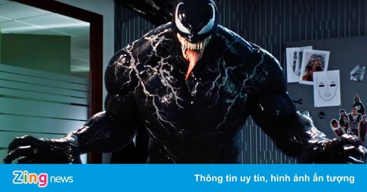 Những điều lý thú về quái vật Venom đang công phá màn ảnh