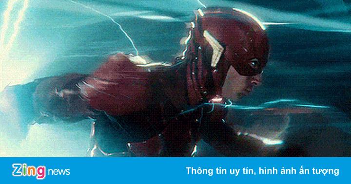 Vũ trụ DC: Tiếp tục tỏ ra loay hoay khi hoãn phim về The Flash