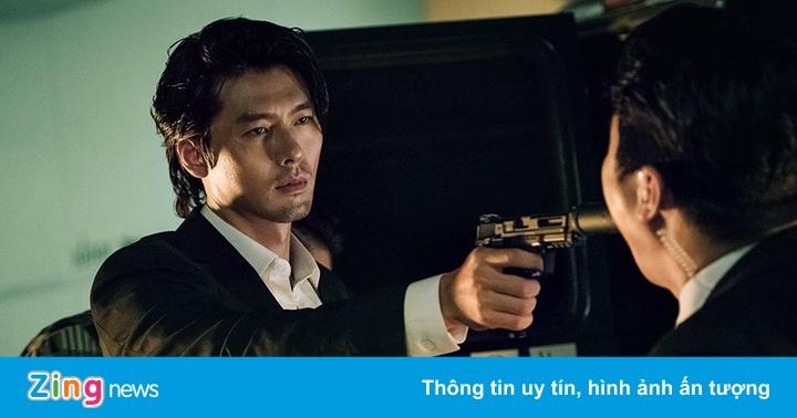 'Cuộc đàm phán sinh tử': Hyun Bin ấn tượng qua vai phản diện khó đoán