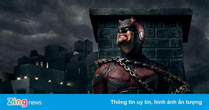 Series siêu anh hùng 'Daredevil' sẽ không có mùa 4  - Phim truyền hình