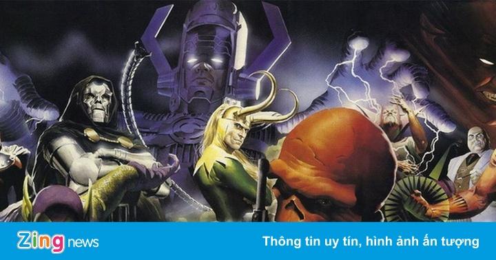 Ác nhân nào sẽ khuynh đảo Vũ trụ Marvel sau 'Avengers 4'? - Phim chiếu rạp