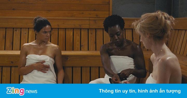'Khi các góa phụ hành động' - Tuyệt phẩm hành động mang tính nữ quyền - Phim chiếu rạp