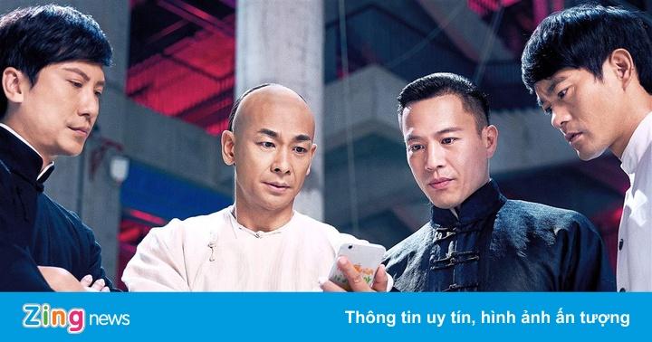 'Huyền thoại Kung Fu' - Ý tưởng thú vị, kịch bản nghèo nàn - Phim chiếu rạp