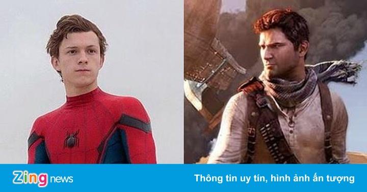 Phim 'Uncharted' của Tom Holland và Sony lại bị trì hoãn