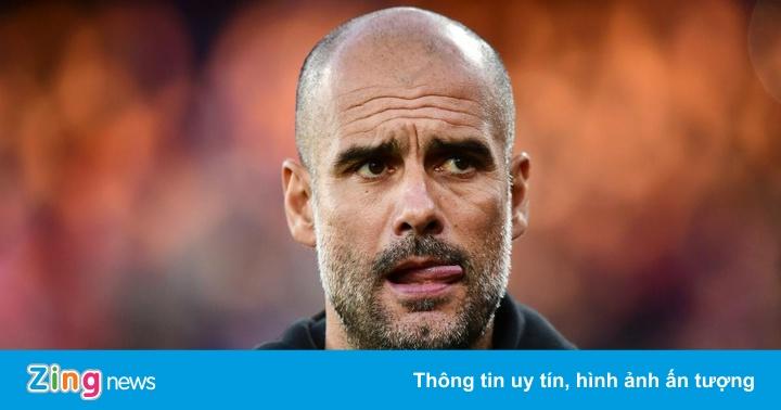 Guardiola: 'Man City chưa sẵn sàng để vô địch Champions League'