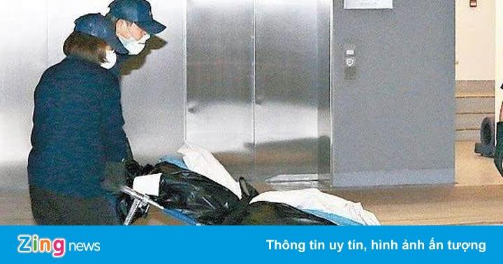 Khối bê tông chứa xác người trong phòng khách ở Hong Kong