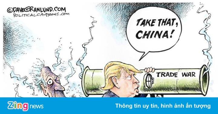 'Trung Quốc không còn gì để mất, nhưng Mỹ chỉ mới bắt đầu'