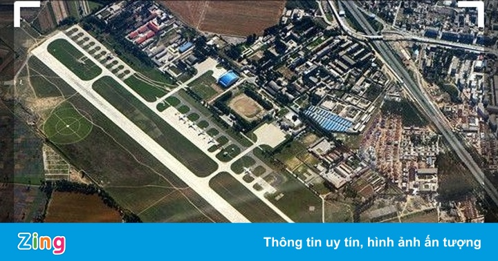 Sân bay hơn trăm tuổi mới đóng cửa tại Trung Quốc