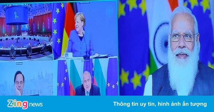 Ấn Độ, EU tăng cường hợp tác thương mại vì mối đe dọa Trung Quốc