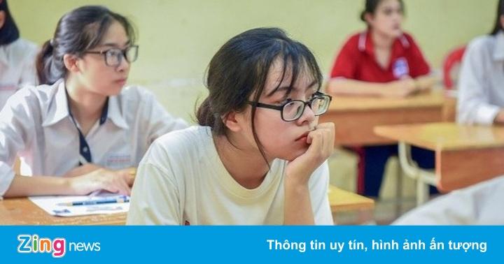 Không tham gia tổ chức thi tốt nghiệp THPT khi người thân là thí sinh
