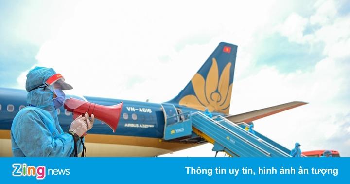Nhiều chuyến bay giải cứu công dân Việt Nam dịp trước Tết