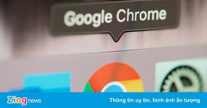 Cảnh báo với người dùng Google Chrome