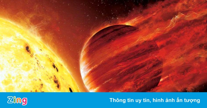 Phát hiện hành tinh có 4 mùa mỗi 36 giờ
