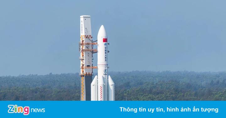 Sự cẩu thả của Trung Quốc khiến tên lửa Trường Chinh 5B mất kiểm soát