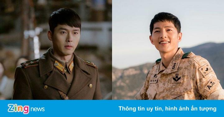 Hyun Bin và dàn sao nam Hàn mặc quân phục đẹp nhất