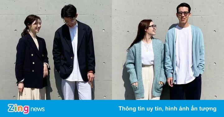 Cách phối đồ đôi sành điệu của giới trẻ Nhật Bản