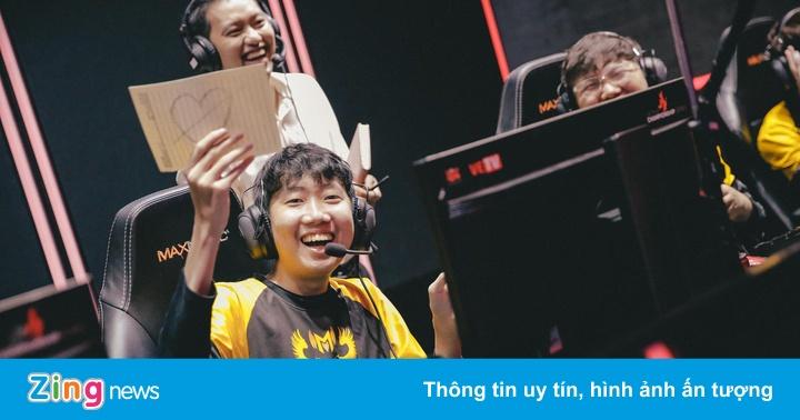 Tuyển LMHT Việt Nam sẽ có đội hình mạnh nhất đấu chung kết thế giới
