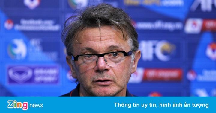 """HLV Troussier: """"U19 Việt Nam không cần thắng Guam 20-0 hay 30-0"""""""