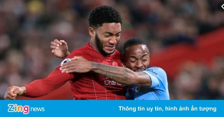 Sterling lên tiếng về vụ xích mích với cầu thủ Liverpool