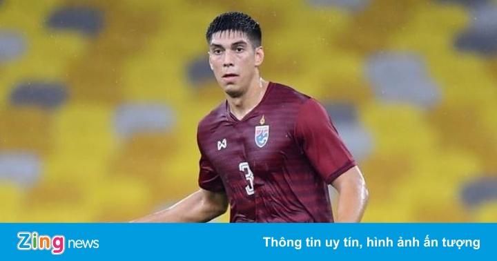 Không phải Tristan Do, trung vệ cao to mới là nỗi lo của Thái Lan