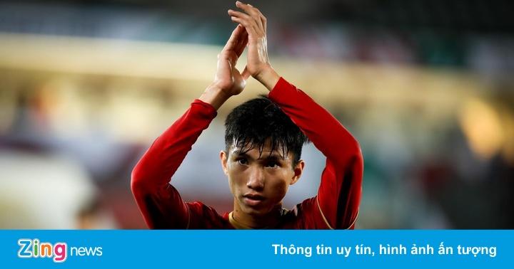 Lý do Văn Hậu đá trái sở trường ở U22 Việt Nam