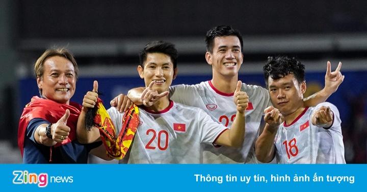 CĐV Đông Nam Á dành mưa lời khen cho U22 Việt Nam