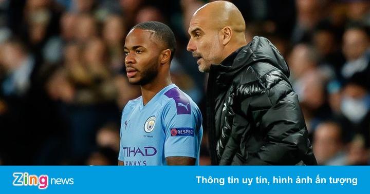 Pep, Sterling khẳng định tiếp tục gắn bó với Man City