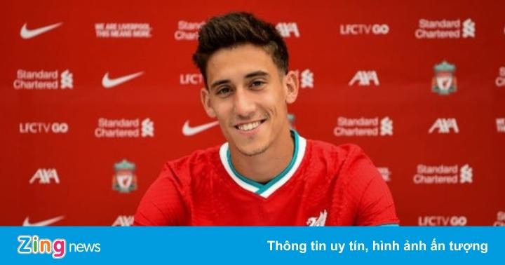 Liverpool có tân binh đầu tiên trong mùa hè này