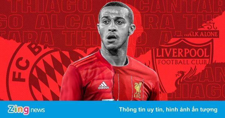 Thiago thắp sáng tham vọng thống trị cho Liverpool