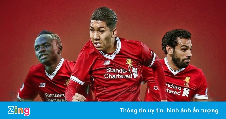 Mane, Firmino và Salah định hình chiến thắng cho Liverpool - kết quả xổ số phú yên