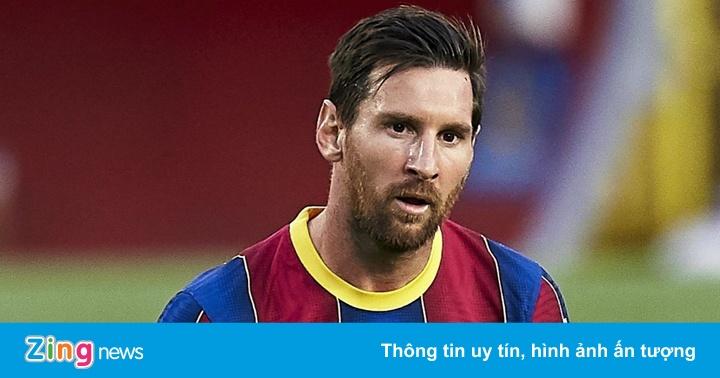Quan điểm trái ngược về Messi ở Barca