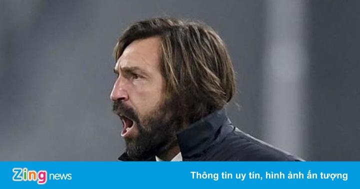 Pirlo thất vọng khi trận thắng Napoli bị hủy - bongda24h