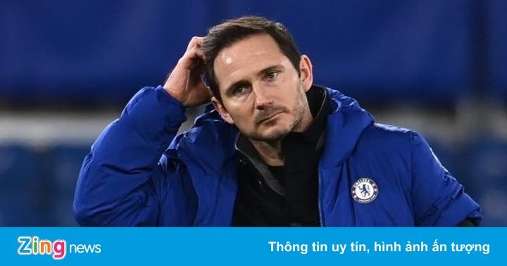 Triết lý tấn công khiến Lampard trả giá đắt