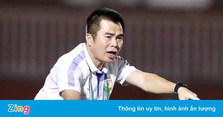 HLV Phạm Minh Đức: 'Tôi sẽ bỏ hết ngoại binh' - tống đông khuê