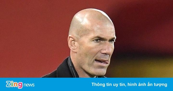 Zidane từ chối trả lời về Super League