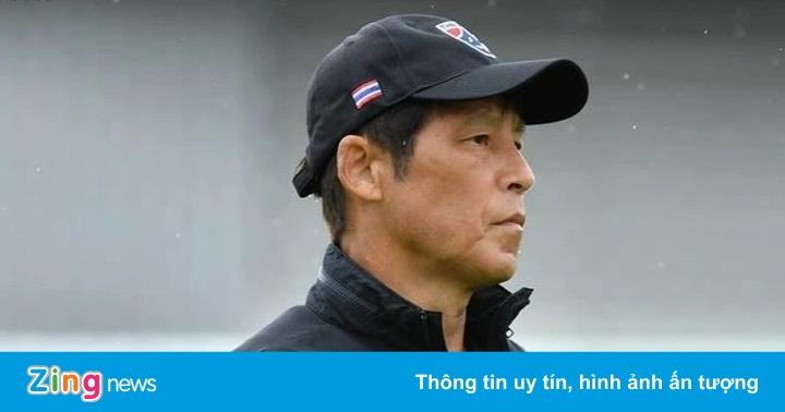Tuyển thủ Thái Lan: 'Không khí tập luyện căng thẳng'