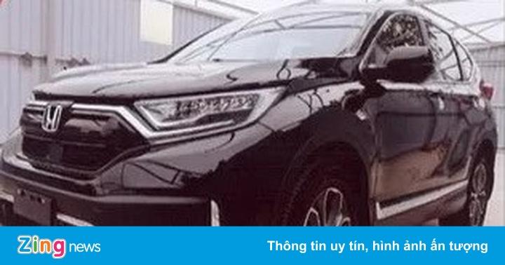 Honda CR-V mới lộ diện, lắp ráp tại Việt Nam