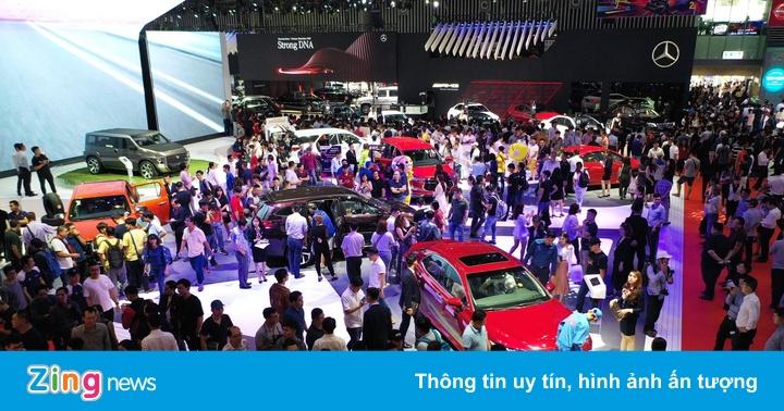 Triển lãm Ôtô Việt Nam 2020 chính thức bị hủy - kết quả xổ số tiền giang