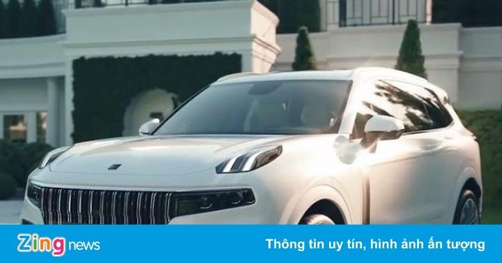 Lynk & Co 09 - xe Trung Quốc dùng chung nền tảng với Volvo XC90 - kết quả vietlott 09022020