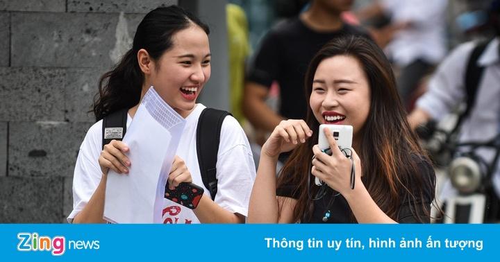Hơn 900.000 thí sinh làm bài thi Ngữ văn THPT quốc gia 2018